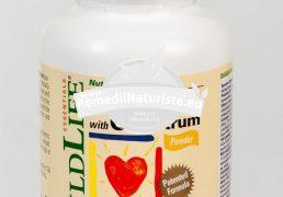 COLOSTRU CU PROBIOTICE 50g SECOM Tratament naturist imunomodulator bun pentru sistemul digestiv osos nervos
