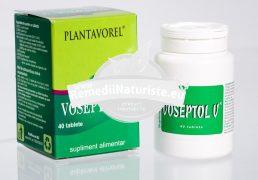 VOSEPTOL V 40tb PLANTAVOREL Tratament naturist afte faringite laringite traheobronsite