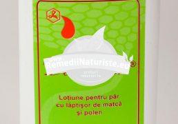 DERMAPIN 125ml COMPLEX APICOL Tratament naturist lotiune capilara cu laptisor de matca ingrijirea si regenerarea parului seboree matreata