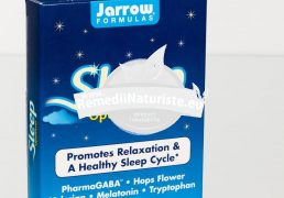 SLEEP OPTIMIZER 30cps SECOM Tratament naturist induce si mentine somnul antidepresiv insomnie de inductie trezire precoce