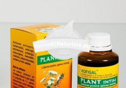 PLANT INTIM 100ml HOFIGAL Tratament naturist bacteriostatic antiinflamator leucoree prurit