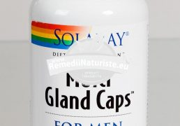 MULTI GLAND CAPS FOR MEN 120cps SECOM Tratament naturist disfunctii ale glandelor sexuale masculine mentine echilibrul hormonal masculin calvitie hipertrofia prostatei