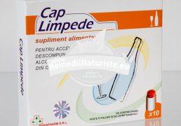CAP LIMPEDE 10dz QUANTUM PHARM Tratament naturist accelerarea descompunerii alcoolului din organism micsorarea efectelor nocive ale alcoolului energizant creste apetitul sexual