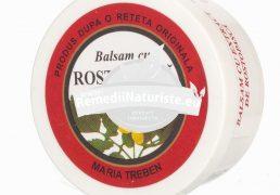 BALSAM ROSTOPASCA 30ml QUANTUM PHARM Tratament naturist tubercuioza cutanata negi bataturi