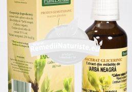 CALLUNA VULGARIS (IARBA NEAGRA) 50ml PLANTMED Tratament naturist infectii ale cailor urinare litiaza renala osteomielita pielonefrita