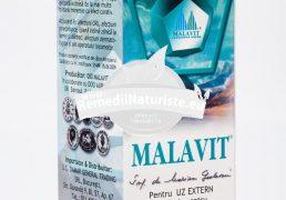 LOTIUNE MALAVIT 30ml DAMAR Tratament naturist antiseptic antibacterian antiviral inclusiv genital otita medie cronica purulenta