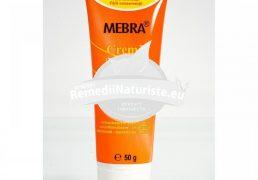 CREMA CU EXTRACT DE GALBENELE 50g MEBRA Tratament naturist plagi rani ulcere varicoase eczeme