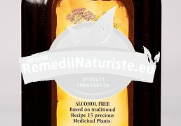 BITTER FARA ALCOOL 250ml HERBAVIT Tratament naturist afectiuni reumatice hepatice hematologice raceala