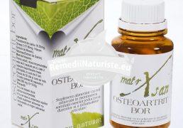 OSTEOARTRIT BOR 60cps HYPERICUM Tratament naturist mentinerea sanatatii oaselor reducerea durerilor si a inflamatiilor articulare reduce inflamatiile tesuturilor dureri articulare
