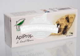 APILARNIL (PROPOLIS,POLEN) 30cps BLISTER MEDICA Tratament naturist astenie malnutritie pubertate intarziata reglator hormonal
