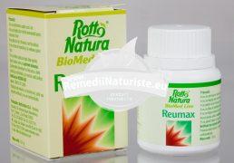 REUMAX 30cps ROTTA NATURA Tratament naturist reumatism guta artroza obezitate