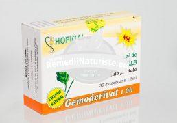 MUGURI MESTEACAN ALB 30 monodz HOFIGAL Tratament naturist rinofaringite rinita acuta rinita alergica rinofaringite recidivante