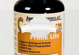 COLOSTRUM PRIME LIFE 120cps SECOM Tratament naturist antioxidant detoxifiant digestiv sarcom kaposi