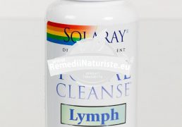 TOTAL CLEANSE LYMPH 60cps SECOM Tratament naturist detoxifiant limfatic sanguin senzatie de picioare grele dureri si picioare obosite