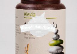 ASHWAGANDA 20cpr ALEVIA Tratament naturist revigorant astenie stres anxietate