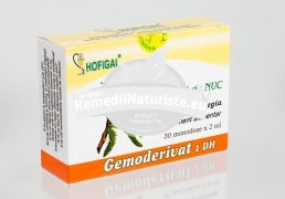 MUGURI NUC 30 monodz HOFIGAL Tratament naturist dermatoza pustuloasa sindrom hipergamaglobulinemic inflamatii cronica otita