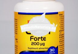 CROM FORTE 200mg 30tb WALMARK Tratament naturist cura de slabire colesterol slabire