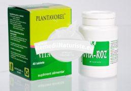 VITA ROZ 40tb PLANTAVOREL Tratament naturist antidepresiv neurotonic sedativ stari depresiv anxioase