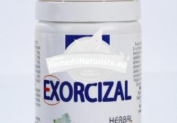 EXORCIZAL 80cps HERBAGETICA Tratament naturist antidepresiv anxiolitic stres atentie