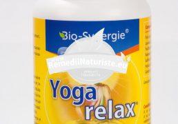 YOGA RELAX 350mg 60 cps BIO-SYNERGIE ACTIV Tratament naturist puternic efect calmant tensiune nervoasa angoasa surmenaj