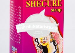 SIROP SHECURE 200ml STAR INTERNATIONAL Tratament naturist reechilibrant hormonal feminin tonic general remineralizant refacerea echilibrului hormonal feminin