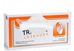 DROPSURI TRAVISIL CU PORTOCALE 16dr ZENIT Tratament naturist tuse faringita laringita traheobronsita