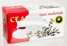 CEAI IEDERA 20gr HYPERICUM Tratament naturist antispastic bronsic antitusiv analgezic tuse