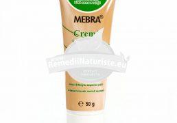 CREMA CU EXTRACT DE CASTANE 50g MEBRA Tratament naturist varice tromboze flebite tromboflebite