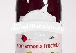SIROP ARMONIA FRUCTELOR 500ml PLAFAR Tratament naturist diuretic vitaminizant antidepresiv remineralizanta