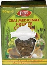CEAI FRUCTE CHIMION 50gr FARES Tratament naturist meteorism abdominal colici abdominale colici balonare