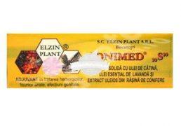 "CONIMED""S""SUPOZITOARE 10 x1.5g ELZIN PLANT Tratament naturist anexita acuta si cronica fibromatoza uterina chisturi ovariene afectiuni ale prostatei"