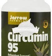 CURCUMIN 95 500mg 60cps SECOM Tratament naturist imunostimulator antioxidant tonic cardiovascular ascita