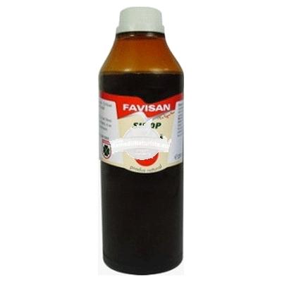 SIROP URZICA 250ml FAVISAN Tratament naturist tonic vitaminizant raceala gripa