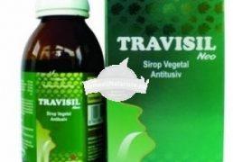 SIROP VEGETAL ANTITUSIV TRAVISIL NEO 100ml ZENIT Tratament naturist inlatura tusea si durerile de gat tuse faringita laringita